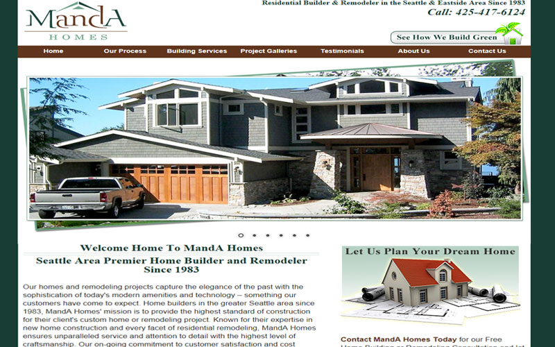 MandA Homes Seattle