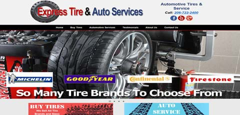 Express Tire and Auto Services Seattle