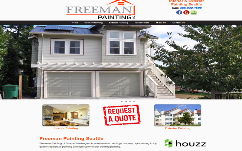 Freeman Painting Seattle