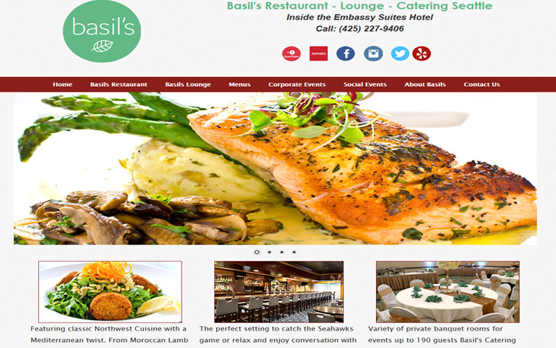 Basil's Kitchen and Event Catering